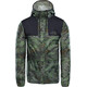 The North Face M's 1985 Mountain Jacket English Green Camo Print